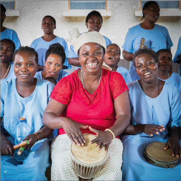 "In honor of International Women's Day on March 8th, we're celebrating ""Women Making it Happen."" Meet Mama Millinga"